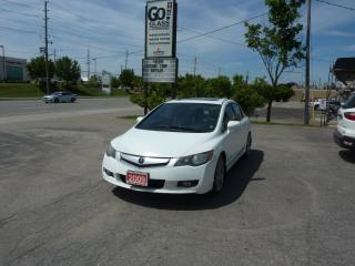 Used 2009 Acura CSX Tech Pkg for sale in Kitchener, ON