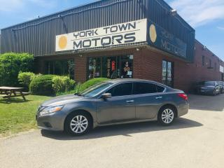 Used 2016 Nissan Altima 2.5 S/BackCam/H.Seats for sale in North York, ON