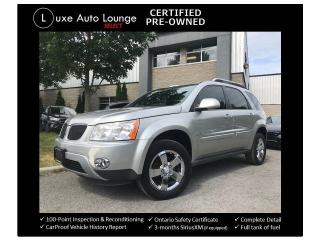 Used 2008 Pontiac Torrent AUTOMATIC, POWER WINDOWS, A/C!! for sale in Orleans, ON