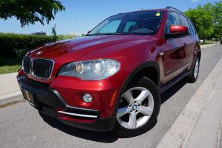 Used 2010 BMW X5 STUNNING COMBO / LOW KM'S / LOADED / LOCALLY OWNED for sale in Etobicoke, ON