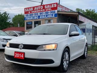 Used 2014 Volkswagen Jetta TRENDLINE+ for sale in Mississauga, ON