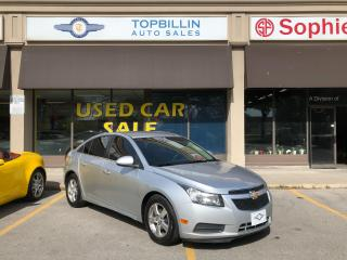 Used 2012 Chevrolet Cruze LT Turbo, Auto, 2 YEARS WARRANTY for sale in Vaughan, ON