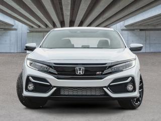New 2020 Honda Civic SI for sale in Winnipeg, MB