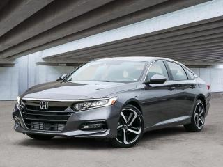 New 2020 Honda Accord Sport 2.0 for sale in Winnipeg, MB