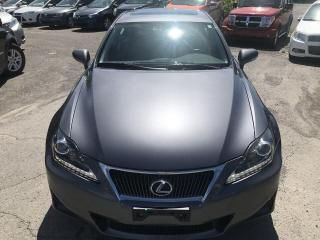 Used 2012 Lexus IS 250 IS for sale in Gloucester, ON