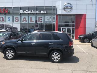 Used 2013 Kia Sorento LX for sale in St. Catharines, ON