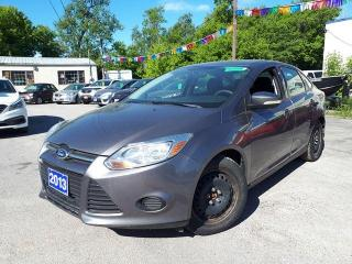 Used 2013 Ford Focus SE CERTIFIED for sale in Oshawa, ON