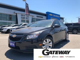Used 2014 Chevrolet Cruze 1LT / BLUETOOTH / SUPER COMMUTER / AUTOMATIC / for sale in Brampton, ON