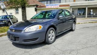 Used 2011 Chevrolet Impala LS / Certified / Warranty for sale in Scarborough, ON