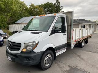 Used 2016 Mercedes-Benz Sprinter for sale in Kingston, ON