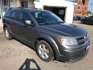 Used 2013 Dodge Journey SE ** BLUETOOTH , CRUISE , DUAL CLIMATE  ** for sale in St Catharines, ON