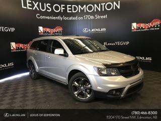 Used 2014 Dodge Journey Crossroad for sale in Edmonton, AB