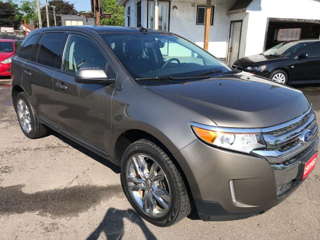 2014 Ford Edge SEL ** AWD, NAV, BACKUP CAM, AUTOSTART *