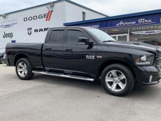 Used 2013 RAM 1500 SPORT for sale in Aylmer, ON