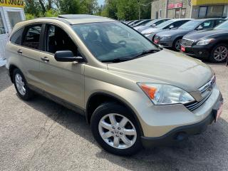 Used 2008 Honda CR-V EX/ 4WD/ SUNROOF/ PWR GROUP/ ALLOYS & MORE! for sale in Scarborough, ON