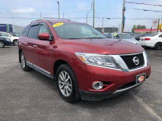 Used 2014 Nissan Pathfinder SL*4X4*BACKUP CAM*SUNROOF* for sale in London, ON