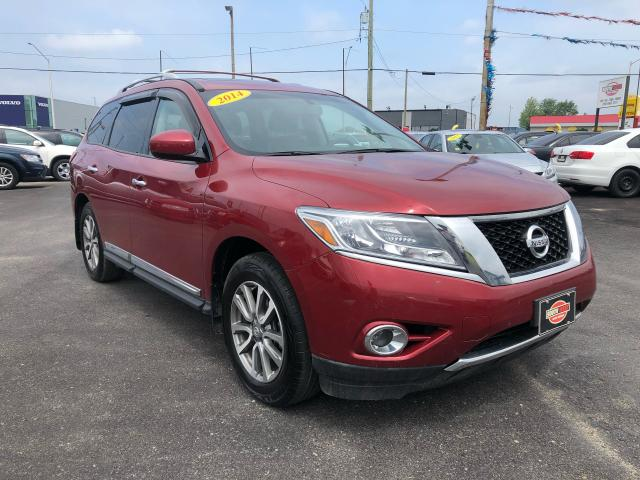 2014 Nissan Pathfinder SL*4X4*BACKUP CAM*SUNROOF*