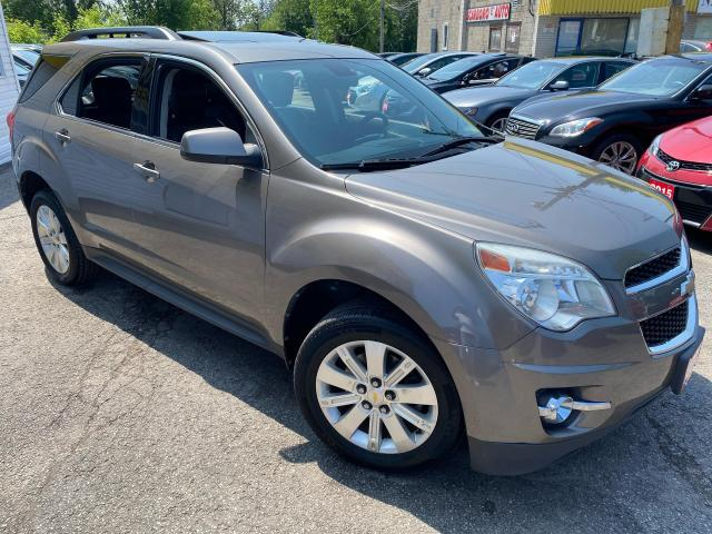 2011 Chevrolet Equinox 2LT/ CAM/ SUNROOF/ PWR GROUP/ TINTED/ ALLOYS++
