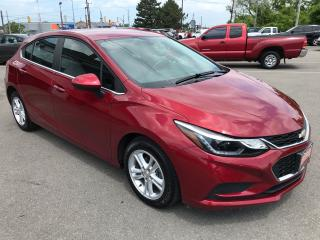 Used 2018 Chevrolet Cruze LT ** BACKUP CAM, AUTOSTART, HTD SEATS ** for sale in St Catharines, ON