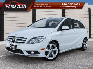 Used 2014 Mercedes-Benz B-Class B 250 Sports Tourer Mint! for sale in Scarborough, ON