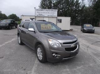 Used 2011 Chevrolet Equinox AWD LT for sale in Elmvale, ON