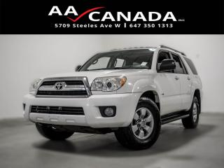 Used 2007 Toyota 4Runner SR5 FWD for sale in North York, ON