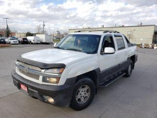 Used 2004 Chevrolet Avalanche 4X4, Automatic, 3/Y Warranty available. for sale in Toronto, ON