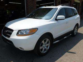 Used 2009 Hyundai Santa Fe LIMITED for sale in Weston, ON