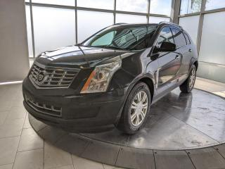 Used 2014 Cadillac SRX Luxury for sale in Edmonton, AB
