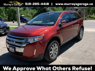 Used 2014 Ford Edge SEL for sale in Guelph, ON