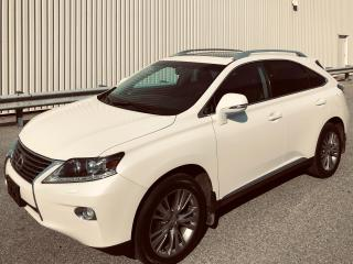 Used 2013 Lexus RX 350 Ultra Premium for sale in Mississauga, ON
