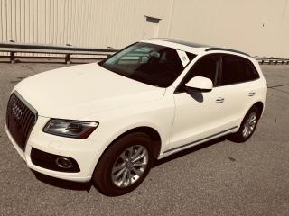 Used 2016 Audi Q5 2.0T Progressiv (  Executive Features ) for sale in Mississauga, ON