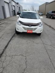 Used 2010 Hyundai Tucson GLS for sale in Waterloo, ON