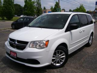 Used 2014 Dodge Grand Caravan SXT,BACKUP CAMERA,CERTIFIED,AUX,BLUETOOTH,DVD,TINT for sale in Kitchener, ON