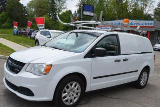 Used 2014 RAM Cargo Van C/V for sale in Richmond Hill, ON