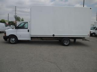Used 2020 GMC Savana 3500 16 FT.UNICELL BODY for sale in London, ON