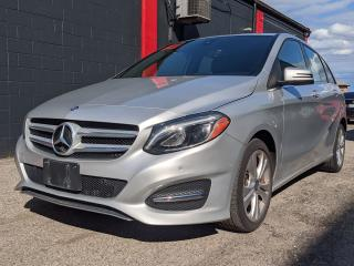 Used 2017 Mercedes-Benz B-Class B 250 SPORT - ONE OWNER - AWD - CERTIFIED for sale in Burlington, ON