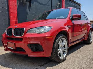 Used 2011 BMW X5 M X5M-550HP - Ont Vehicle - 2 Sets of Rims - Loaded for sale in Burlington, ON