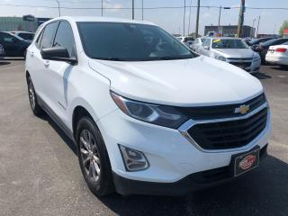 Used 2018 Chevrolet Equinox LS*BACKUP CAM*HEATED SEATS* for sale in London, ON