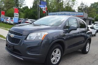 Used 2013 Chevrolet Trax LT for sale in Richmond Hill, ON