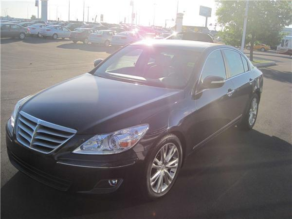 used 2009 hyundai genesis 4 6 for sale in medicine hat. Black Bedroom Furniture Sets. Home Design Ideas