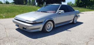 Used 1988 Toyota Corolla COUPE / 20V SILVERTOP / MODIFIED / AS-IS for sale in Etobicoke, ON
