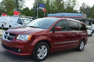 Used 2016 Dodge Grand Caravan Crew for sale in Richmond Hill, ON