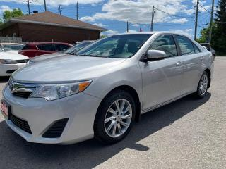 Used 2014 Toyota Camry LE, BLUETOOTH, SUNROOF, ONLY 37 KM for sale in Ottawa, ON
