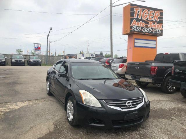 2012 Nissan Altima 2.5 S**AUTO**RUNS&DRIVES WELL**ONLY 184KM**AS IS