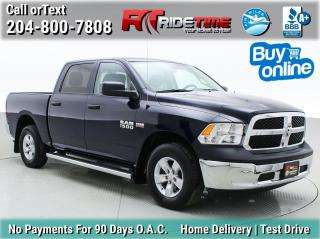 Used 2018 RAM 1500 ST for sale in Winnipeg, MB