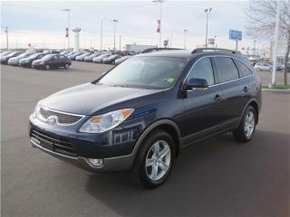 Used 2010 Hyundai Veracruz GLS for sale in Medicine Hat, AB