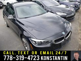 Used 2018 BMW 4 Series 430i xDrive Gran Coupe for sale in Maple Ridge, BC