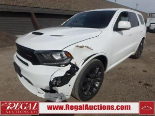 Used 2018 Dodge Durango R/T 4D Utility AWD 5.7L for sale in Calgary, AB