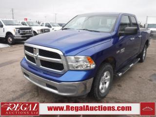 Used 2015 RAM 1500 SLT Quad Cab SWB 4WD 5.7L for sale in Calgary, AB